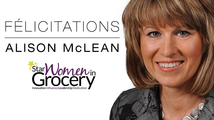 Alison McLean Star Woman in Grocery