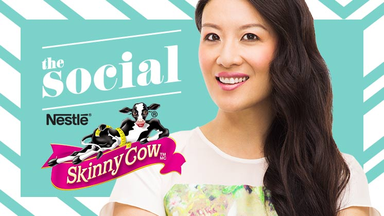 Skinny Cow and The Social