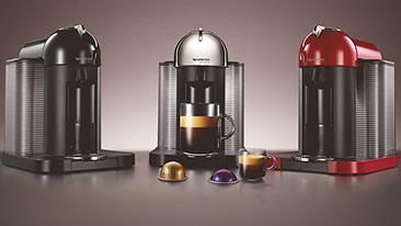 un nouveau syst me nespresso vise renouveler l 39 industrie. Black Bedroom Furniture Sets. Home Design Ideas