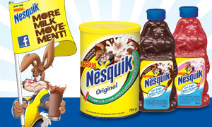 More Milk Movement and Nesquik