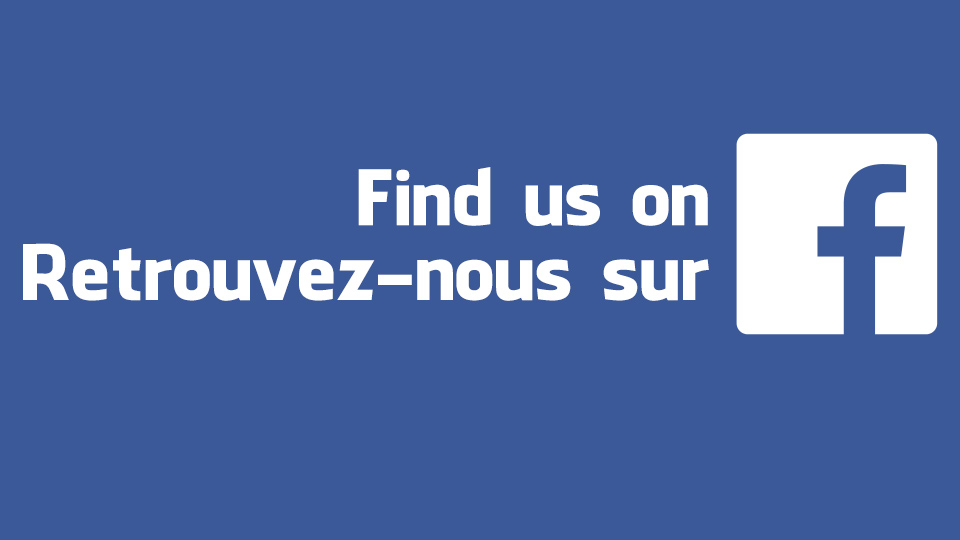 We are now on Facebook