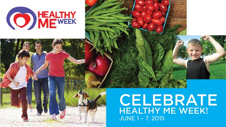 Nestlé Canada supports Healthy Me Week