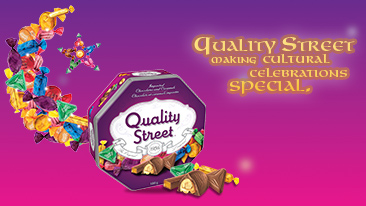 Quality Street makes cultural celebrations special