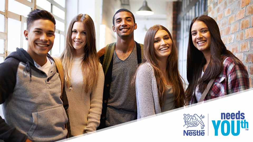 Nestlé Canada launches Youth Initiative
