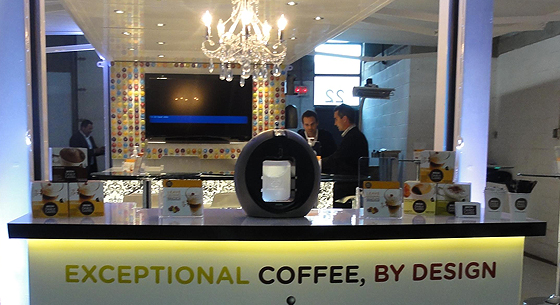 Experience exceptional coffee with Nescafé Dolce Gusto