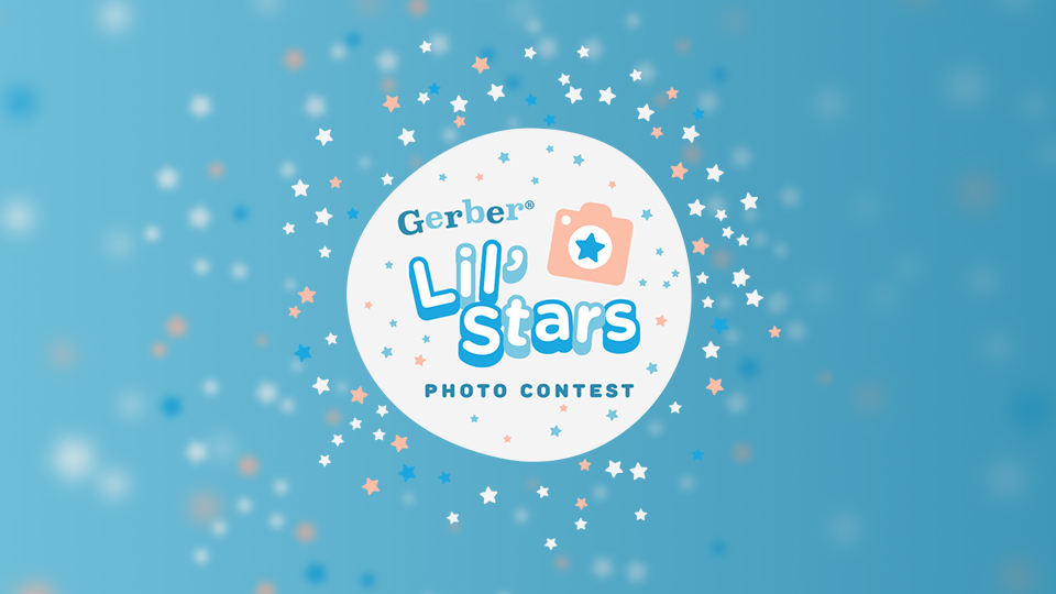 Is your baby ready to shine as the 2016 GERBER Lil' Star?