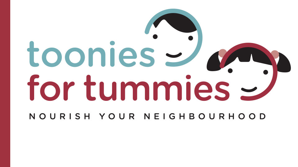Proudly supporting Toonies for Tummies