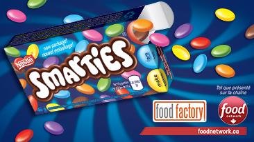 Food Factory Smarties FR