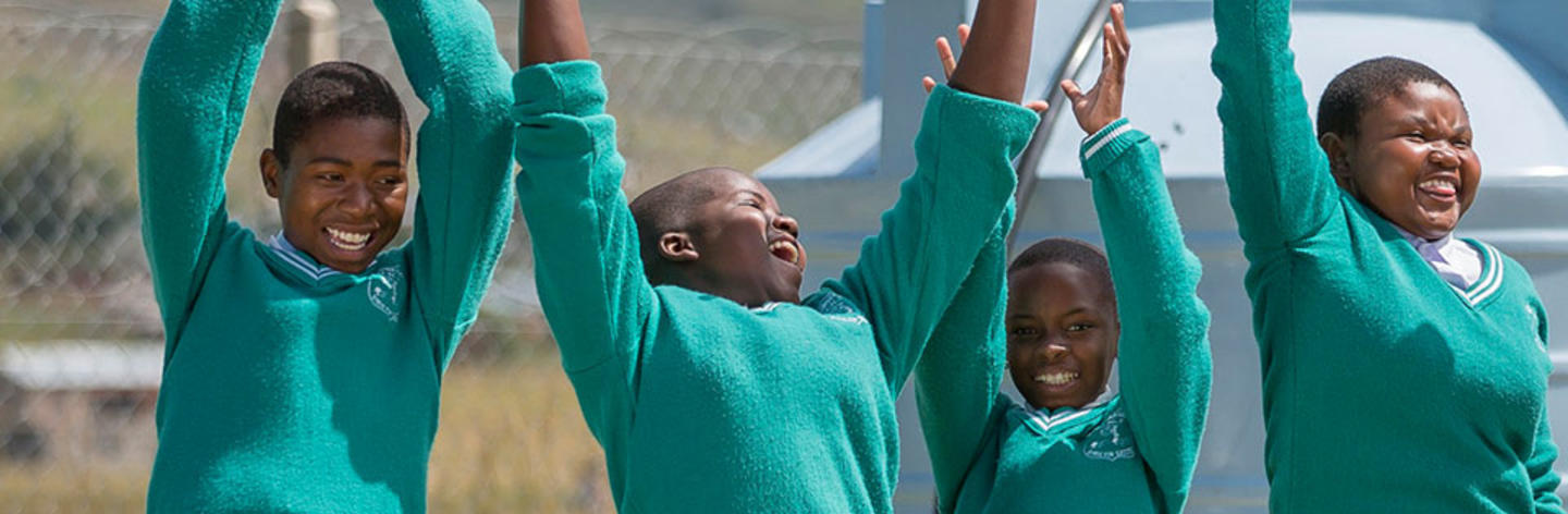 How education is making a difference in South Africa