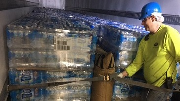 Nestlé Waters Canada delivers Water to Communities in BC